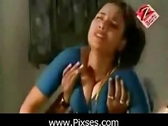 Indian Desi Aunty Hot Scene