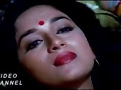 Romantic Hot Sexy Kiss Scene From Indian Movie