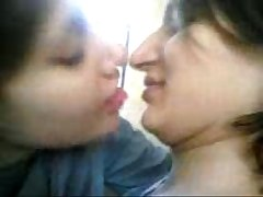 Punjab girls kissing in class